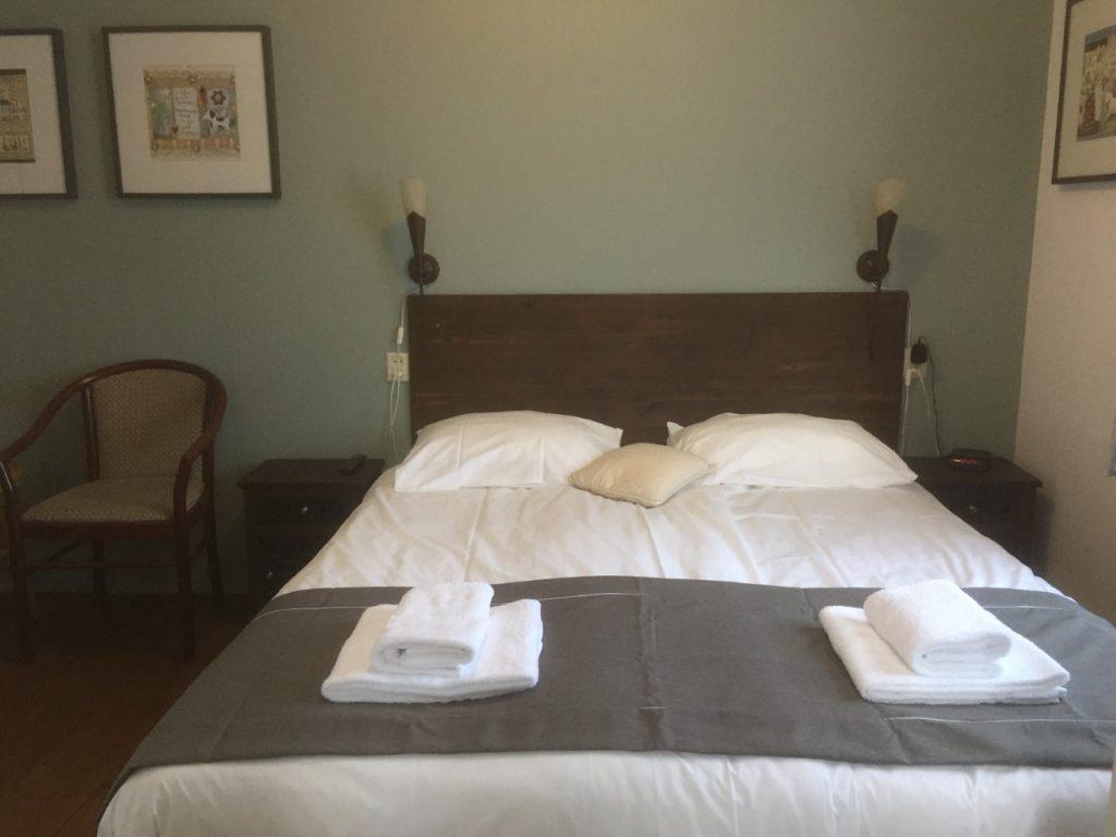 2 persoonskamer - bed