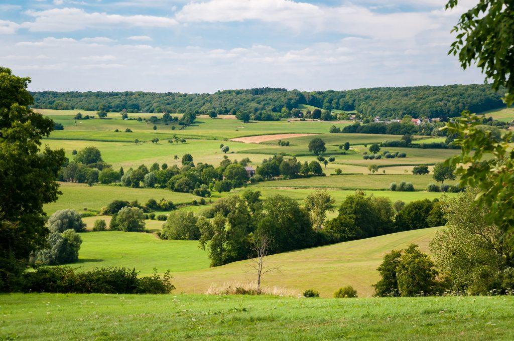 Landschap Zuid Limburg